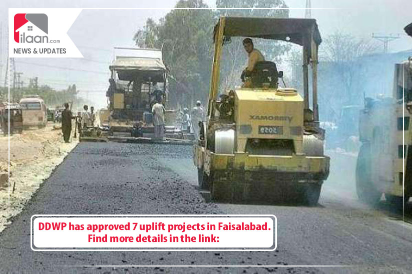 DDWP Gives a Nod to Seven Uplift Schemes in Faisalabad