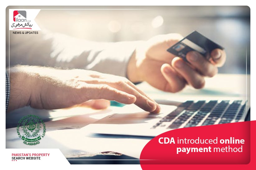 CDA introduced online payment method