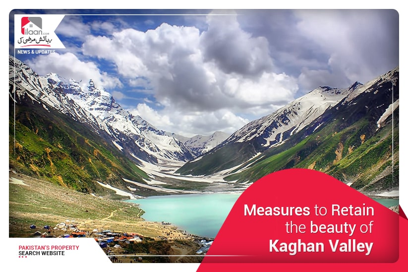 Measures to Retain the Beauty of Kaghan Valley