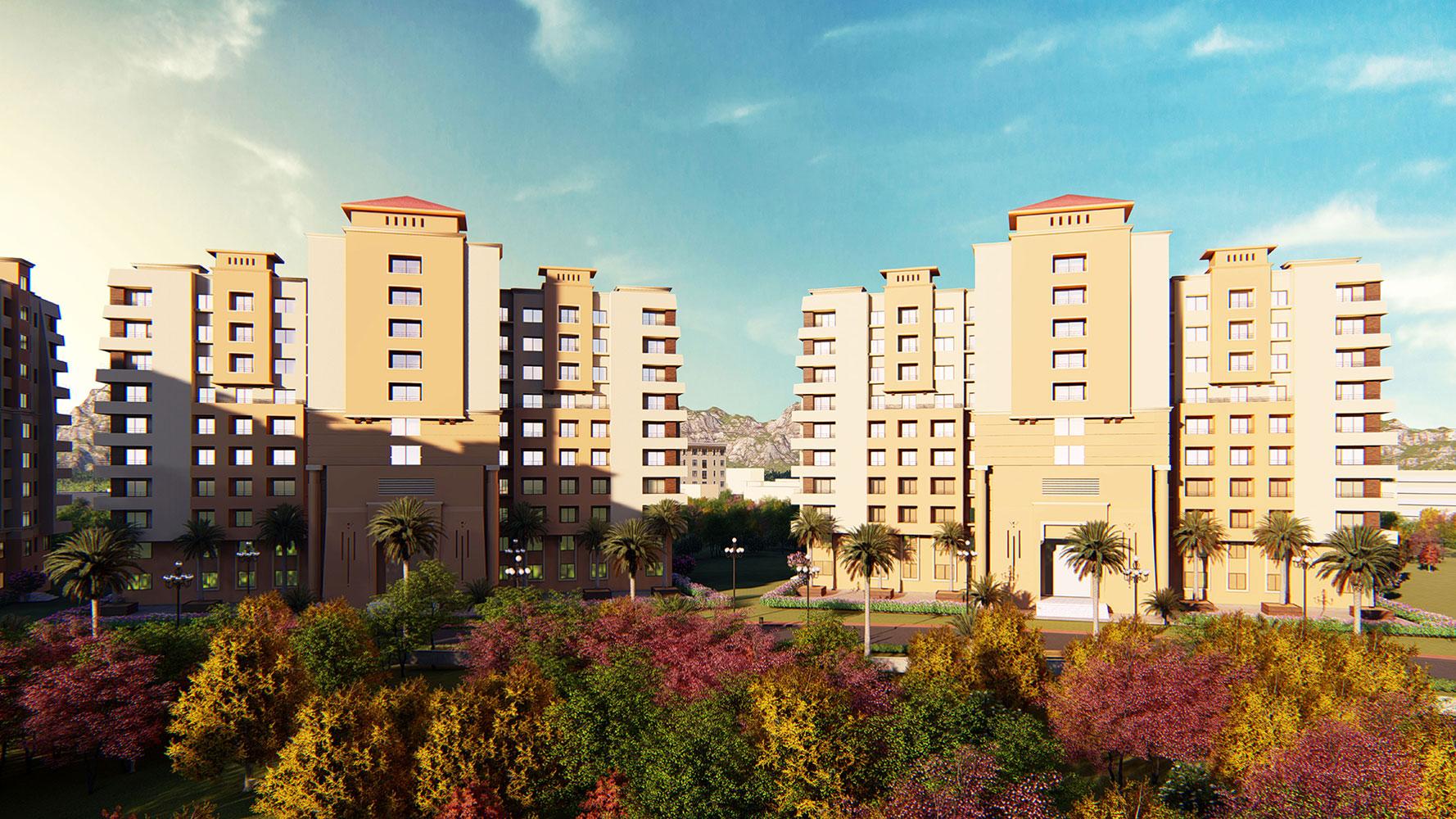 New Bookings at Zarkon Heights G-15 Islamabad