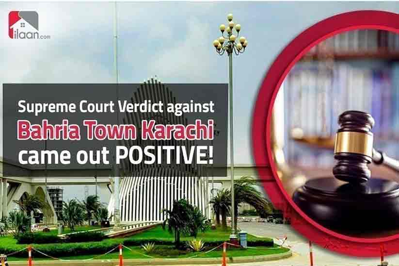 Bahria Town Karachi Gets Approval from Supreme Court to Resume Work