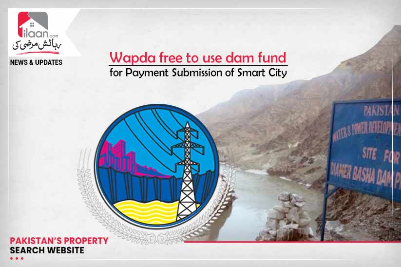 WAPDA free to use dam fund for water projects: SC