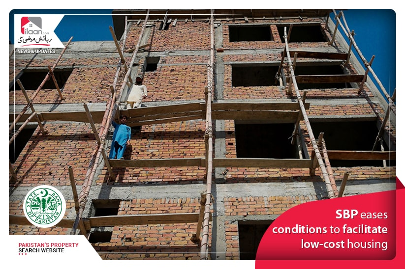 SBP eases conditions to facilitate low-cost housing