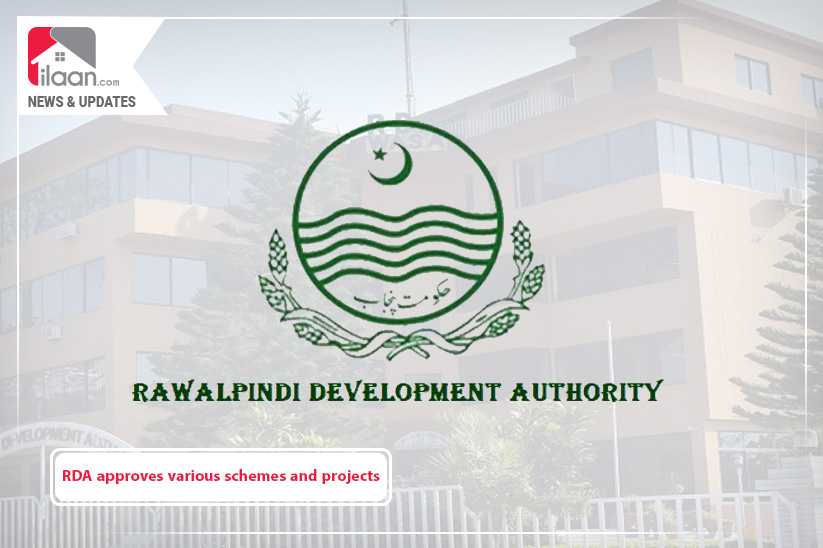 RDA approves various schemes and projects