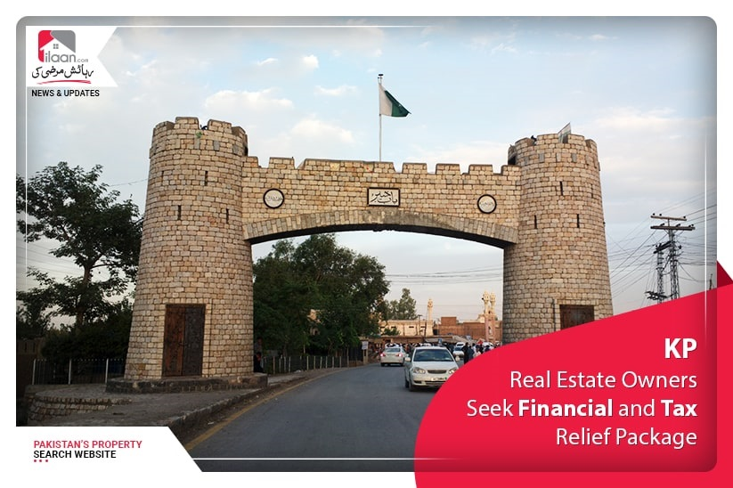 KP real estate owners seek financial and tax relief package