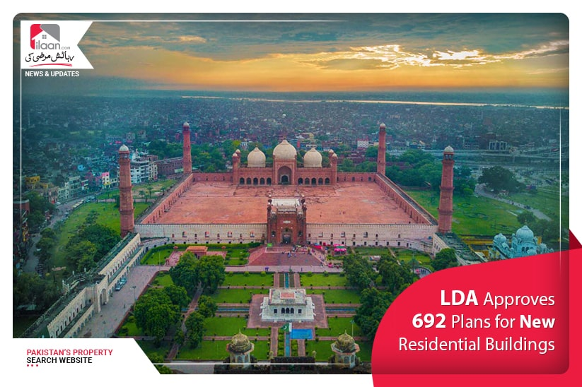 LDA approves 692 plans for new residential buildings