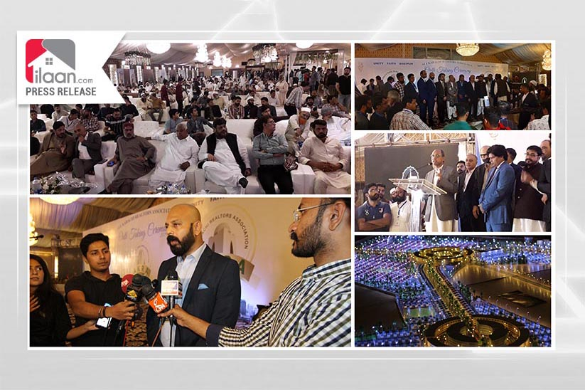 All Karachi Realtor Association Oath Taking Ceremony – Bridging the Gap Among Karachi's Real Estate Associations