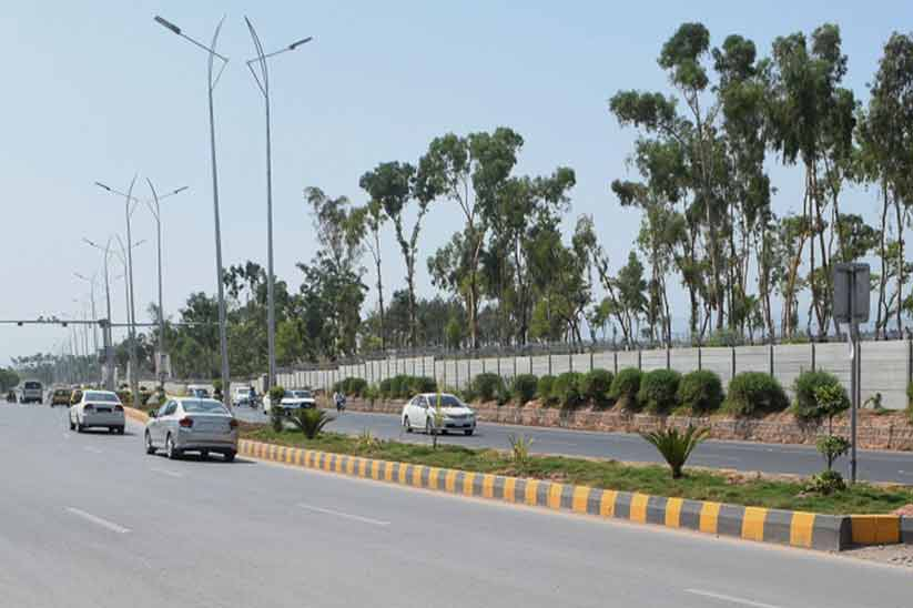 Urban Developers Refuse Rawalpindi Development Authority's (RDA) Forestation Movement