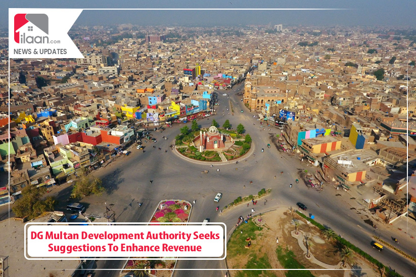 DG MDA Seeks Suggestions to Improve Revenue