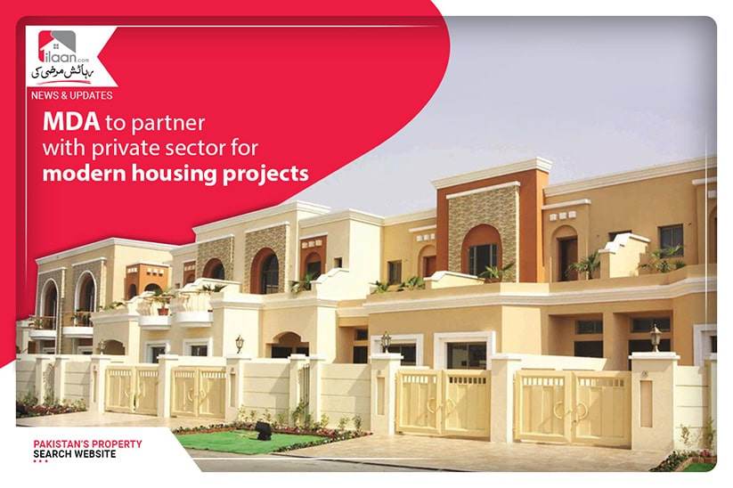 MDA to partner with private sector for modern housing projects