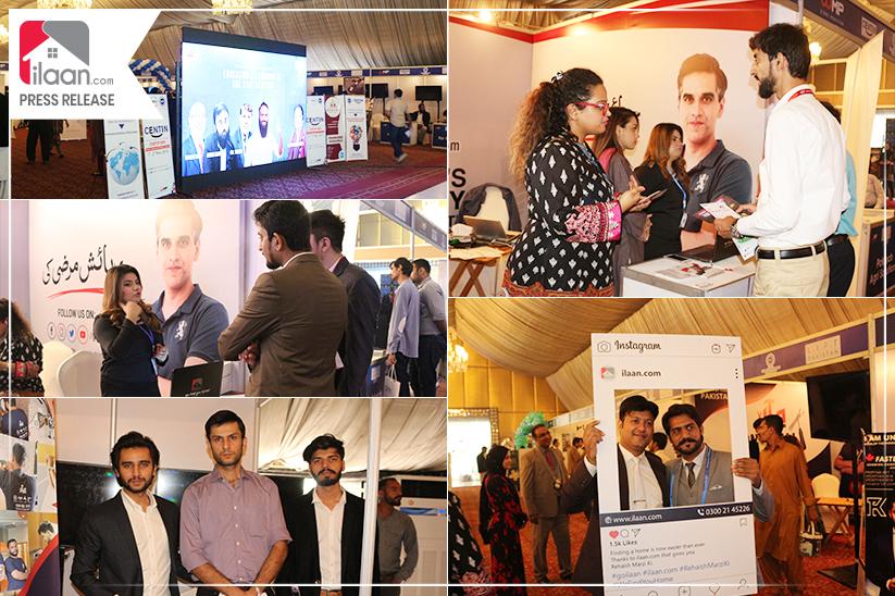 ilaan.com Makes its Presence Felt at LIFT Pakistan 2019