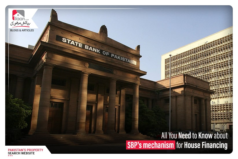 All You Need to Know about SBP's mechanism for house financing
