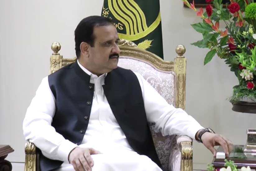 Punjab Chief Minister Directed to make CPEC Cell Effective
