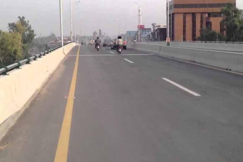 Transformation of the Grand Trunk Road