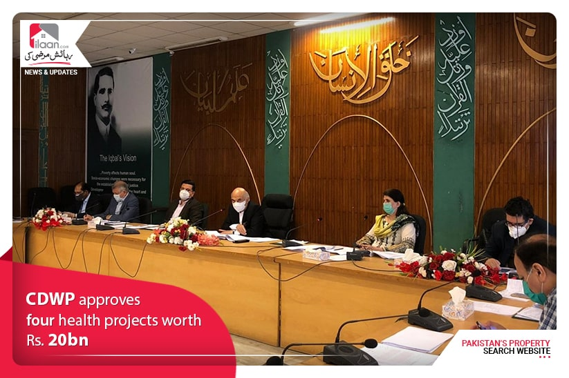 CDWP approves four health projects worth Rs. 20bn