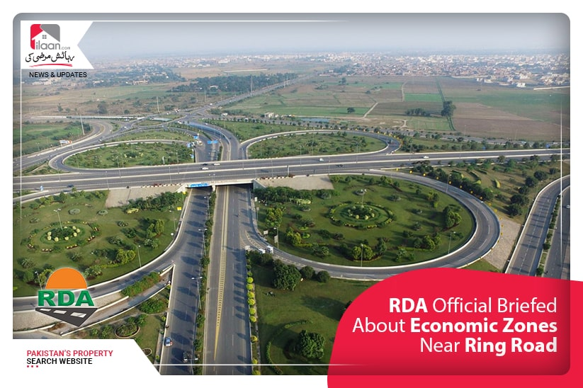 RDA Official Briefed About Economic Zones Near Ring Road