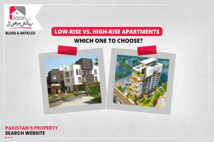 High-rise vs. low-rise apartments - Which one to choose?