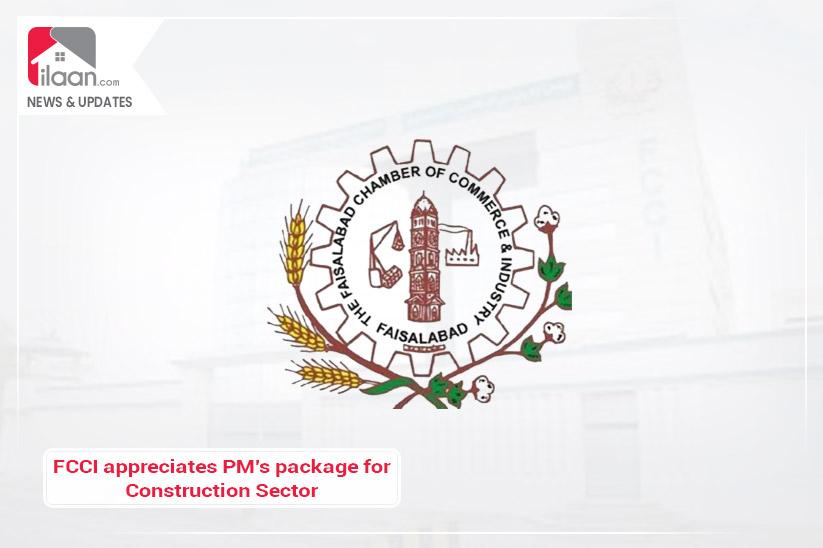 FCCI appreciates PM's package for Construction Sector
