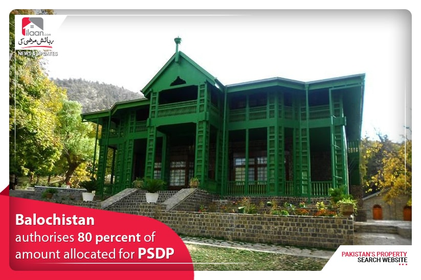 BalochistanAuthorises 80 Percent of Amount Allocated for PSDP