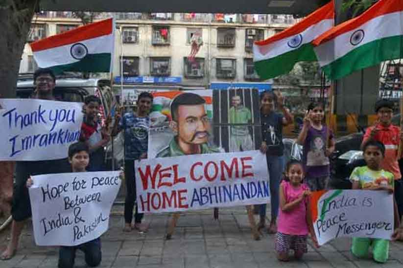 Pakistan All Set to Release Arrested Indian Pilot Abhinandan Varthaman for Peace