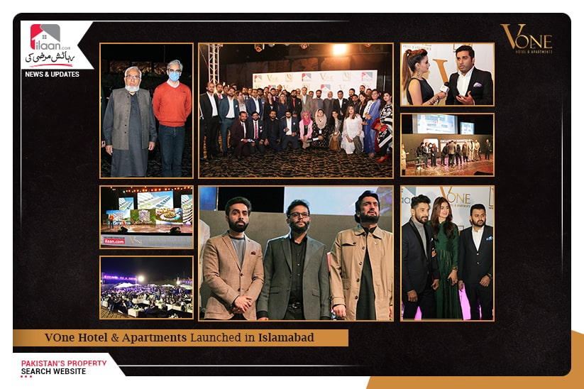 Branded Living Unveiled with The Introduction of VOne Hotels & Apartments in Islamabad