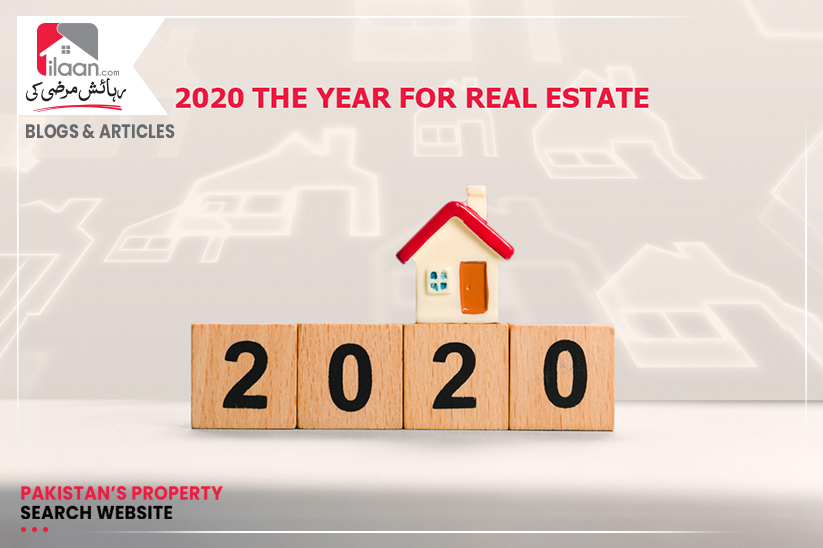Is 2020 the year for Real estate? Analysis on the real estate sector of Pakistan.