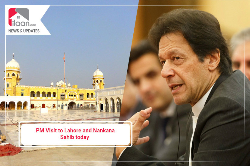PM Imran Khan to Spend a Busy Day in Lahore and Nankana Sahib
