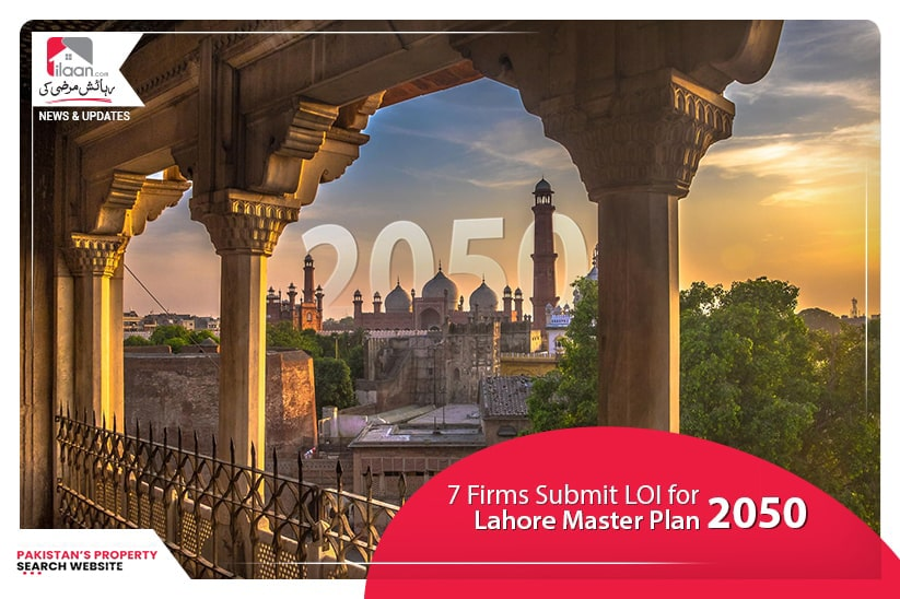 7 Firms submit letter of interest for Lahore Master Plan 2050