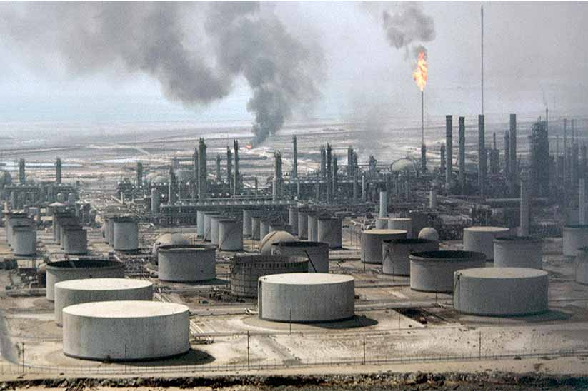 From July Saudi Oil Facility to Begin