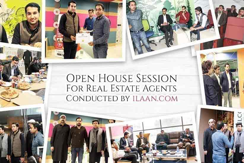 Open House Session by ilaan.com – Helping Real Estate Agencies Go Digital