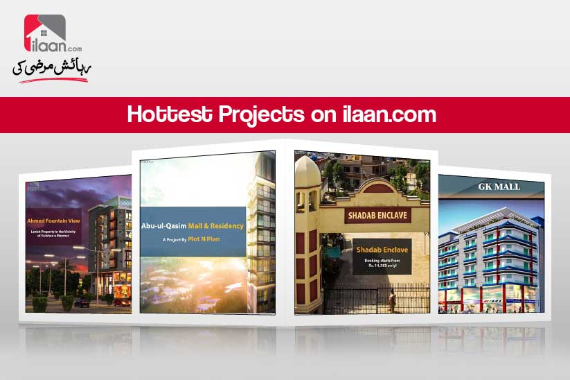 The Best Performing Housing and Commercial Projects on ilaan.com