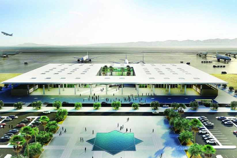 The New Gwadar Airport – Working is going to start this March