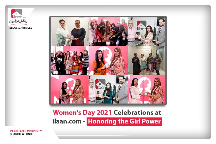 Women's Day 2021 Celebrations at ilaan.com – Honoring the Girl Power
