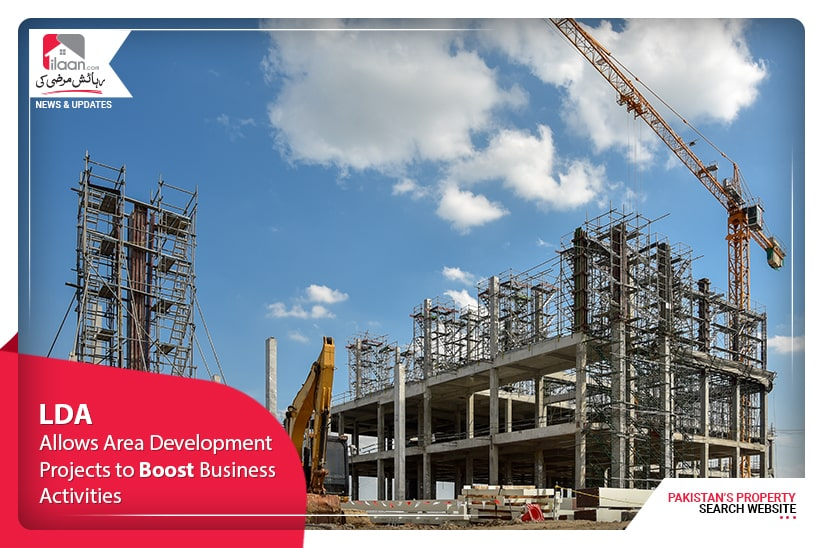 LDA allows area development projects to boost business activities