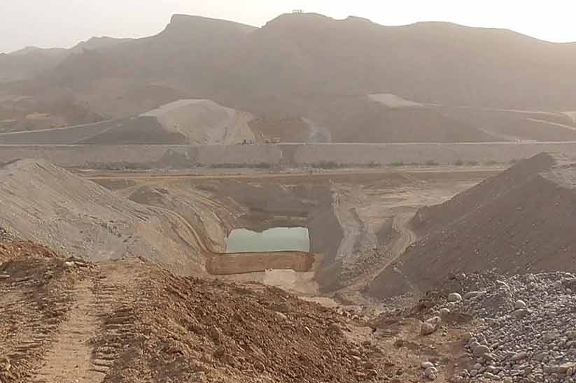 Orders to Release Funds for Nai Gaj Dam Construction