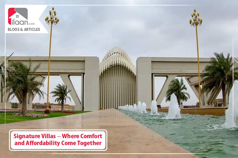 Signature Villas – Where Comfort and Affordability Come Together