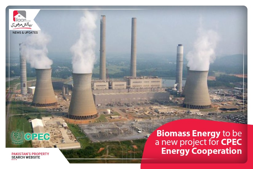 Biomass Energy to Be a New Project for CPEC Energy Cooperation