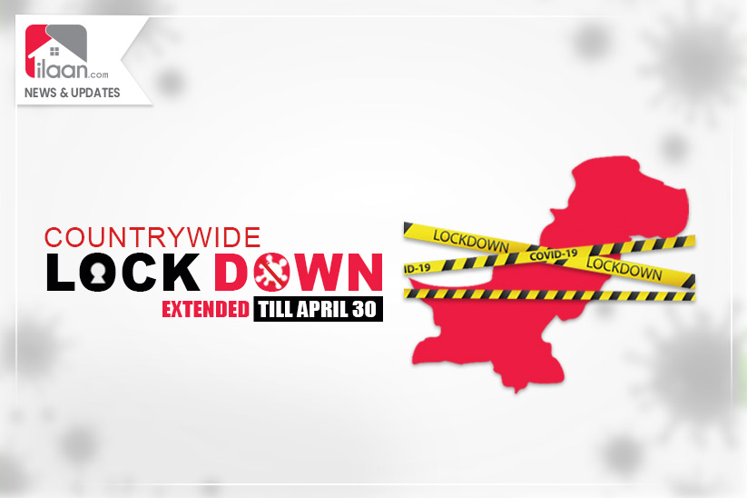 Covid-19: Government extends lockdown till April 30