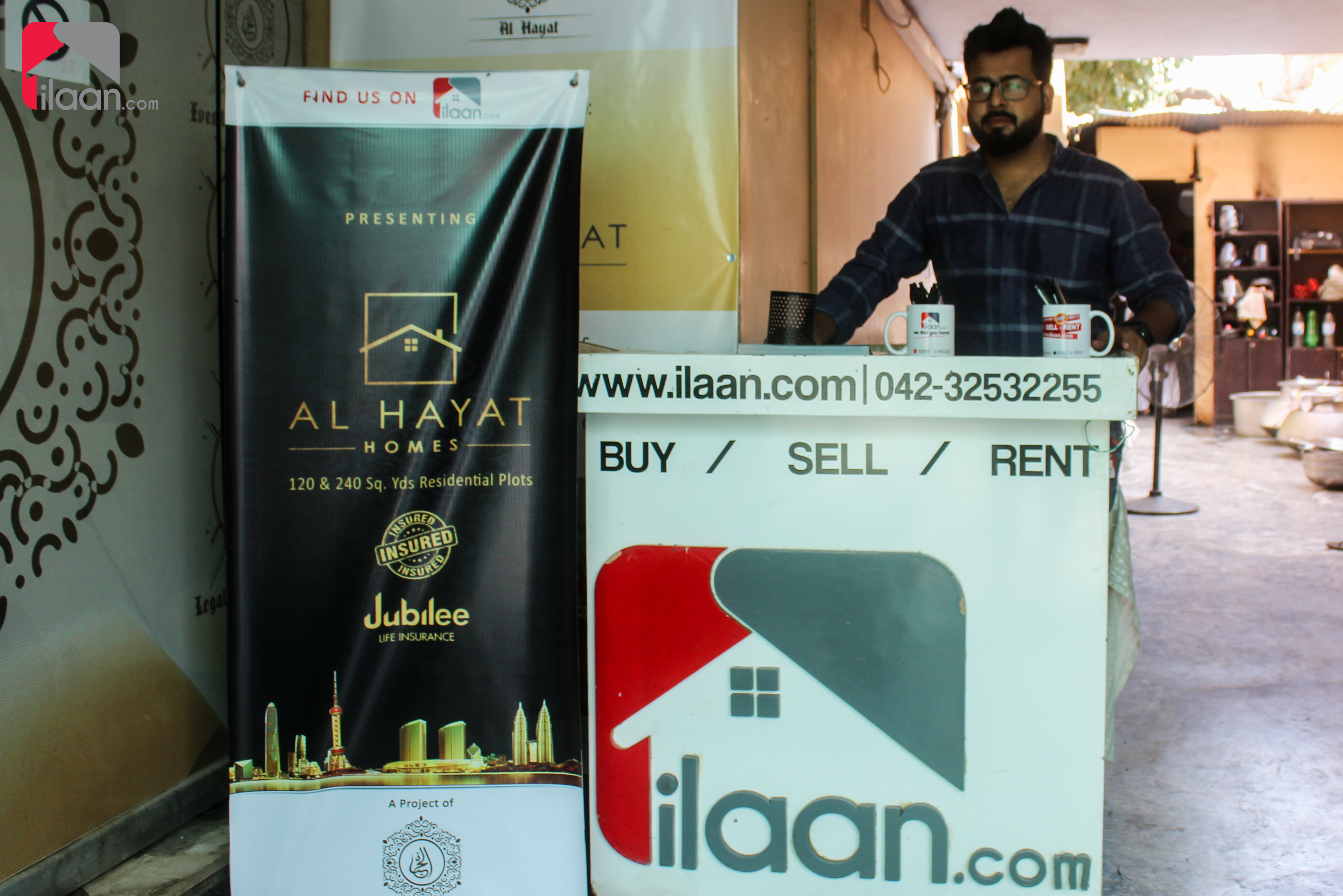 Al-Hayat Homes Launched in Karachi with a Grand Launching Ceremony