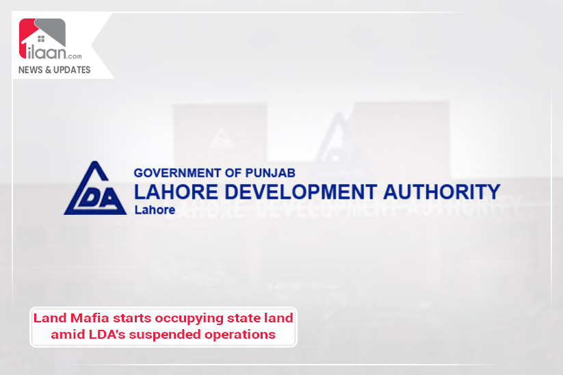Land Mafia starts occupying state land amid LDA's suspended operations