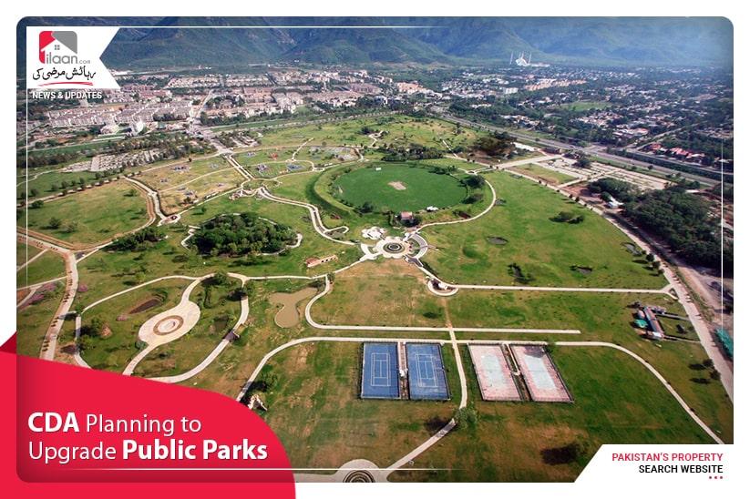 CDA Planning to Update Public Parks