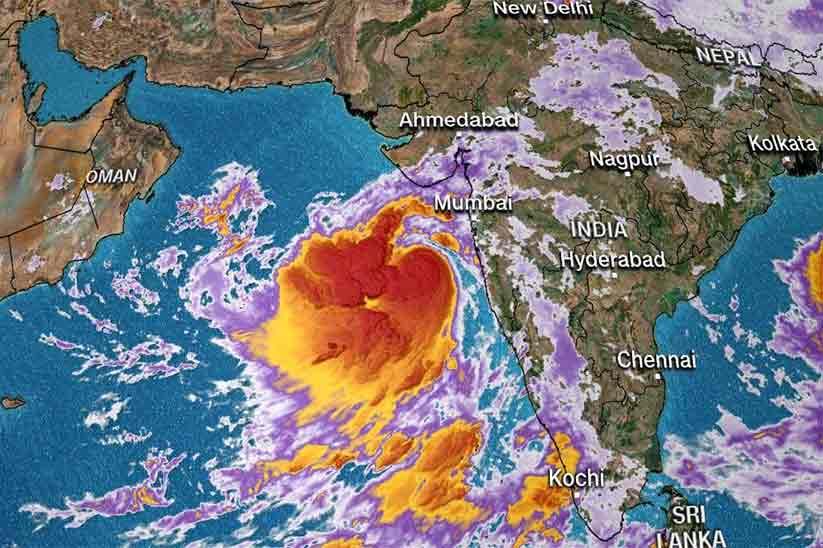 Tropical Cyclone Vayu: MET Issues Heatwave Alert in Karachi