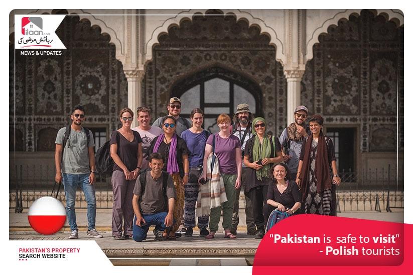 """Pakistan is safe to visit"" - Polish tourists"