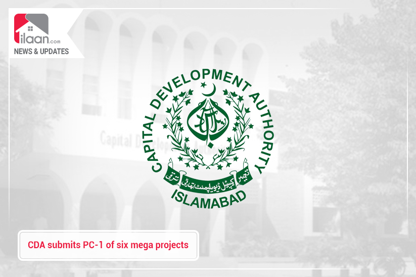 CDA submits PC-1 of six mega projects