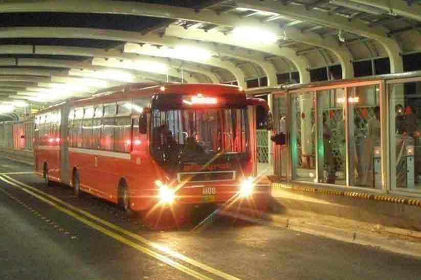 News confirmed! Metro Bus track to be inaugurated this November