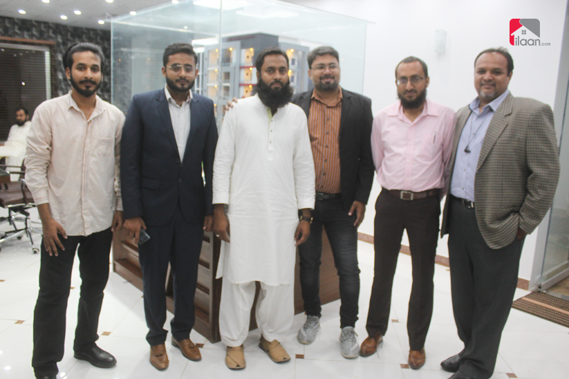 Ahmed Fountain View Apartments Launching Ceremony Held in Karachi