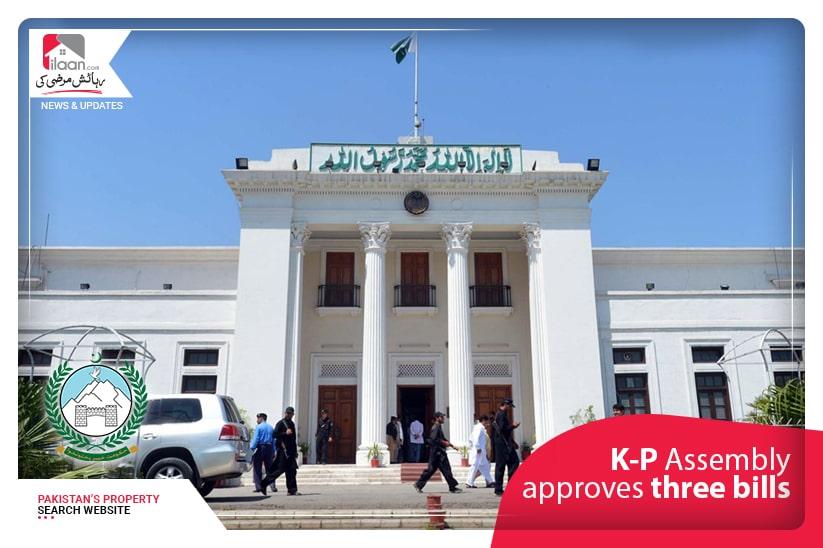 K-P Assembly Approves Threebills