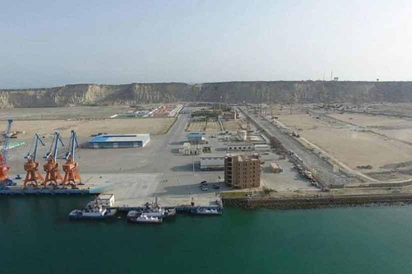 Inauguration of Water Plant in Gwadar