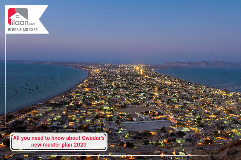 All you need to know about Gwadar's new master plan 2020