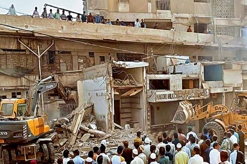 Anti-Encroachment Operation to Continue – Supreme Court Orders Civic Agencies